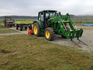 naše zemědělská technika